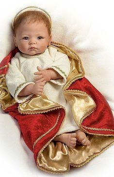 Porcelain Doll Makeup, Porcelain Dolls Value, Porcelain Dolls For Sale, China Porcelain, Porcelain Jewelry, Jesus Son Of God, Baby Jesus, Image Jesus, Jesus Photo