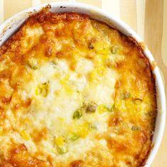 Hatch Chile Corn Pudding Recipe | Martha Stewart