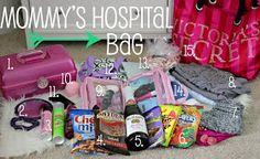 Golden Sugar Studio: .:Hospital Bag:.