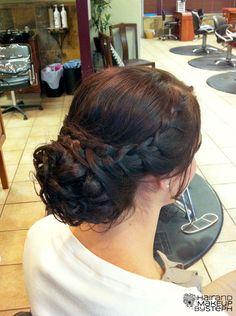 braided updo  blog.hairandmakeupbysteph.com