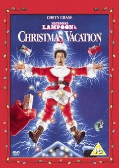 National Lampoon's Christmas vacation- (One of the Best Funny Movies Ever)-The Griswold family's plans for a big family Christmas predictably turn into a big disaster. Stars: Chevy Chase, Beverly D'Angelo and Juliette Lewis. Best Christmas Movies, Lampoon's Christmas Vacation, Noel Christmas, Holiday Movies, Family Christmas, Xmas Movies, Christmas Lights, Christmas Qoutes, Christmas Classics