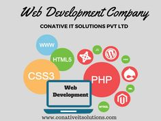 Conative IT Solutions is one of the best IT company in Indore. We provide unique and wonderful Web Development Services Indore at the affordable price. We provide a fast and dynamic website which enhanced the visibility on the web. For more details visit on this site: http://www.conativeitsolutions.com/services/web-development/