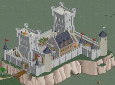 Final Castle by daporta.deviantart.com on @deviantART