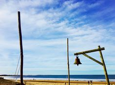Y si encontramos un poco de Paz?  #beach #puntadeleste #joseignacio #lahuella #uruguay #lunch #peace #campana #bell #winter #relax #quiet #beauty #travel #joakomendonca #sea #mar #playa #puntadeleste http://ift.tt/1Mu8ciD
