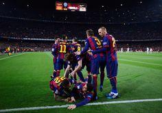 Barca vs Real Madrid El clasico 2015 Full HD