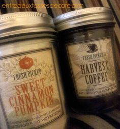 of course i will have Bath and body works candles in my house!!  Love fall scents!!!! <3