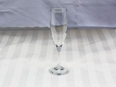 We love to preset or 6oz Champagne Flute at the tables or used them the bar!