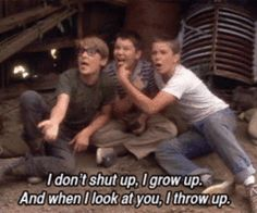 one of the great classics: stand by me.