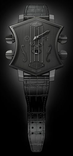 ArtyA Son Of Sound: The High-End Guitar Watch Watch Releases