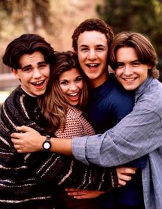 My Childhood: Boy Meets World