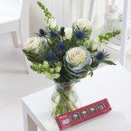 Brassica Bouquet - Christmas Flowers and Bouquets