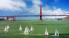 San Francisco Bay, Golden Gate Bridge, California, Travel, Image, Dreams, Viajes, Traveling, Trips