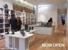 Contemporary Ceramics Centre, opposite the British Museum in the heart of Bloomsbury.