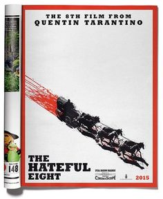 The Hateful Eight: Everything We Know About Tarantino's Next Film