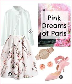 Pretty in pink - my #outfit of the day!  #trendy #fashion