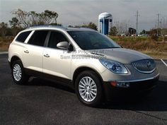 2009 Buick Enclave, 62,138 miles, $19,478.