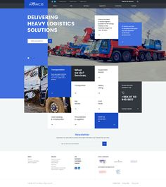 jpg by Mateusz Madura Web Design Websites, Web Design Tips, Web Design Trends, Page Design, Webpage Layout, Web Layout, Layout Design, Identity, Ui Web