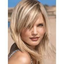 fryzury półdługie bez grzywki - Szukaj w Google