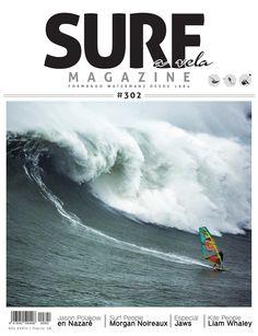#Surf a vela 301. Formando #watermans desde 1984. #Surf People: Morgan Noireaux. Especial #kaws. #Kite people.