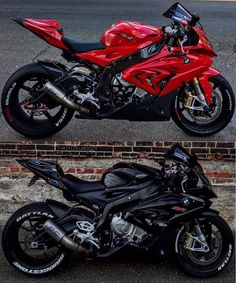 #BMW S1000RR - Red or Black??