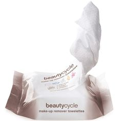 beautycycle Make Up Remover Towelettes  beautycycle Make Up Remover Towelettes effectively remove all make-up, including waterproof mascara, and condition your skin leaving it  soft, refreshed, and rejuvenated. The 3-in-1 deep cleansing formula hydrates and conditions with just one easy wipe. The towelettes gently dissolve make-up and pore-clogging dirt. No need to rinse.  http://home-beauty.org/amway/beautycycle-make-up-remover-towelettes/
