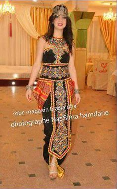 Kabyle dress
