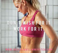 Don't wish for it, Work for it! #tuesdayworkout #brazilianslimmingtea #getfit #workhard #workforit #abs #workouts #brazilianbelle #fitness #absmotivation #dedication #trainhard #cardio #sweat #muscle
