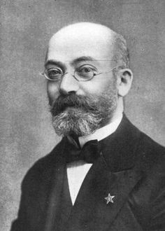Zamenhof born on 15 December 1859 Bialystok, Poland, with biography Kindle, Father, Death, Book