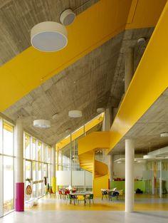 Imagem 11 de 30 da galeria de O que as escolas mais inovadoras do século XXI têm? 8 exemplos que você precisa conhecer. Fotografia de Emilio P. Doiztua
