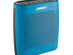 Bose has introduced a new portable Bluetooth speaker and wireless on-ear headphone. At, $129.95, the SoundLink Color is Bose's least expensive portable Bluetooth speaker to date and the $249.95 SoundLink On-Ear is the first on-ear Bluetooth headphone from the company.