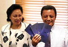 Wife Of Ousted Madagascar Leader Stands By Bid For Power