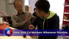 """Wheatley (2006) talks about the importance of relationships in every form of life...including work! This clip provides some fun """"tips"""" on how to improve the relationships that you have with coworkers & colleagues. This makes me consider my own workspace and how it may improve by maybe using some of the tips and valuing the importance of building relationships in the workplace."""