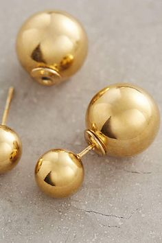 Alnwick Round-Backed Studs - anthropologie.com #anthropologie #AnthroFave