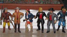Con grandissimo piacere ospito un appassionato collezionista di action figures e figurini, oltre che saggista e romanziere multi-genere: Michele Tetro. #Miniatures #Western