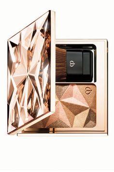 13 Irresistible Spring Beauty Splurges: Cle de Peau Luminizing Face Enhancer in Sand Beige Bronzer · Bronzer MakeupMakeup CosmeticsMac ...