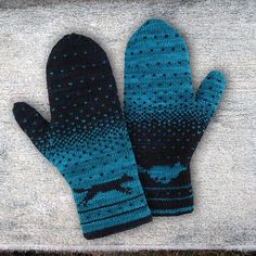 double knit ravelry | Ravelry: Karigan's Yuma Double Knitting Mittens | Knitted Mittens & C ...