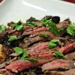 Balsamic Flank Steak   JuJu Good News