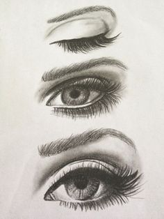 Good way to practice drawing eyes and making them proportionate