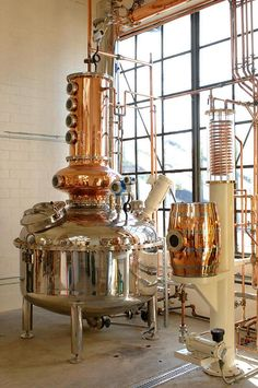 Batch Distillation Systems – Vendome Copper & Brass Works INC Home Distilling, Distilling Alcohol, Moonshine Still Plans, Alcohol Still, Distilling Equipment, Tequila, Vodka, Copper Pot Still, Gin Distillery
