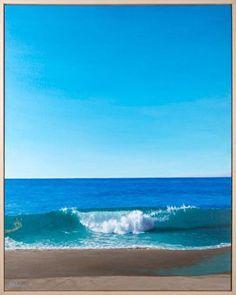 Pacific Opus by Kurt Weismair Acrylic ~ x Waves, Beach, Outdoor, Art, Outdoors, Art Background, The Beach, Kunst, Beaches