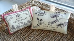 Lavender Sachets, Organic Lavender Gift, Scented Gift, Wardrobe Fresheners, Mother's Day Gift, Hanging Fabric Gift, French Lavender Bags by CraggsAndDale on Etsy