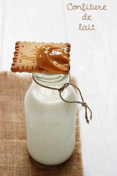 Confettura di latte Milk Cookies, Biscuit Cookies, No Bake Cookies, Cookie Cottage, Chilean Recipes, Chilean Food, Good Morning Breakfast, Key Food, Sweet Butter
