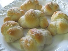 Red Barn Candle Company: Parmesan Biscuit Knots