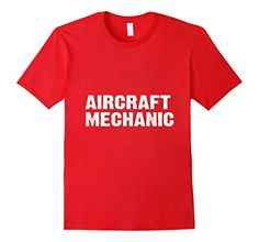 Aircraft Aviation Mechanic Limited Edition - Male Small - Red Aircraft  Mechanic http://www.amazon.com/dp/B01836MAY6/ref=cm_sw_r_pi_dp_O-Ntwb1QHM5WS