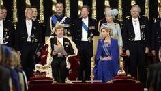 Koning Willem-Alexander is nu ingehuldigd - Inhuldiging Willem-Alexander - VK