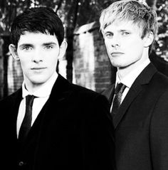 The boys of Merlin.