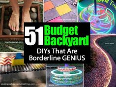 51 Budget Backyard DIY Ideas Perfect For Your Home
