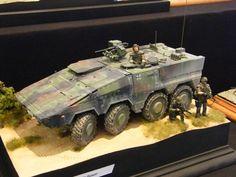 1. Ausstellung der Scale Model Brigade in Holzhausen/Externsteine 03.03.2013