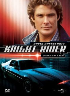 Knight Rider (The Incredible Car)- Knight Rider (El auto increible) Knight Rider (The Incredible Car) - 80 Tv Shows, Great Tv Shows, Childhood Tv Shows, My Childhood Memories, Tv Vintage, Movies And Series, Tv Series, Mejores Series Tv, Capas Dvd