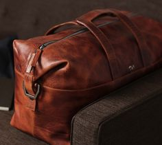 Leather 48HR Bag – $1550
